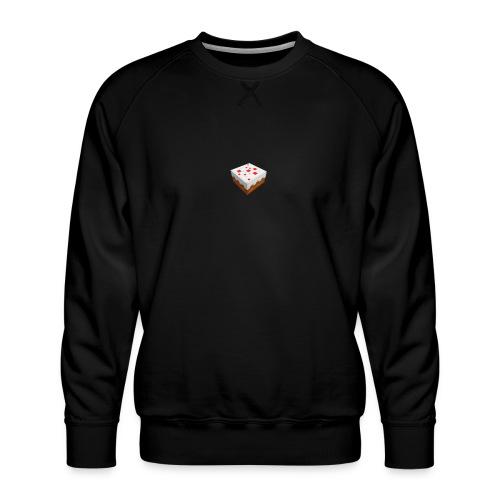 Cake sy LP merch cake logo - Männer Premium Pullover