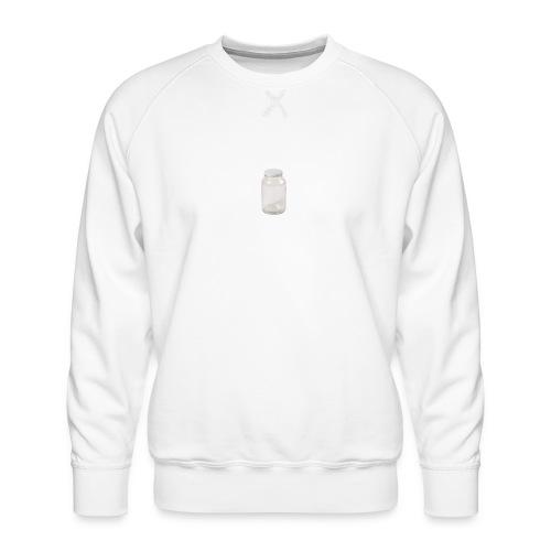 PLEASE FILL UP MY EMPTY JAR - Men's Premium Sweatshirt