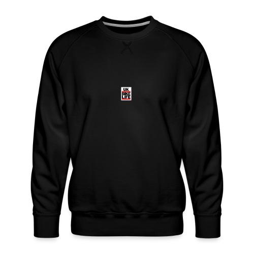 UK Bike Like - Men's Premium Sweatshirt