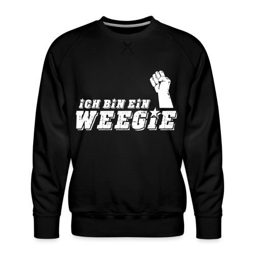 Ich Bin Ein Weegie - Men's Premium Sweatshirt