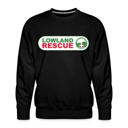 HANTSAR lozenge - Men's Premium Sweatshirt