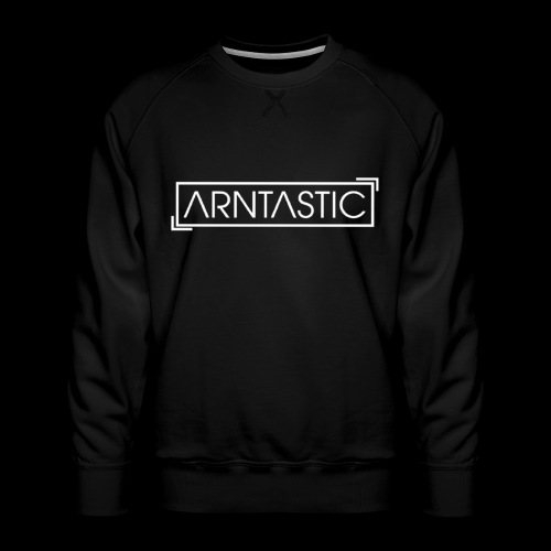 Arntastic LOGO - Männer Premium Pullover