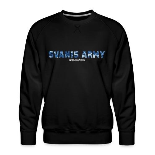 SVANIS ARMY, SWEDISHGAMING - Premiumtröja herr