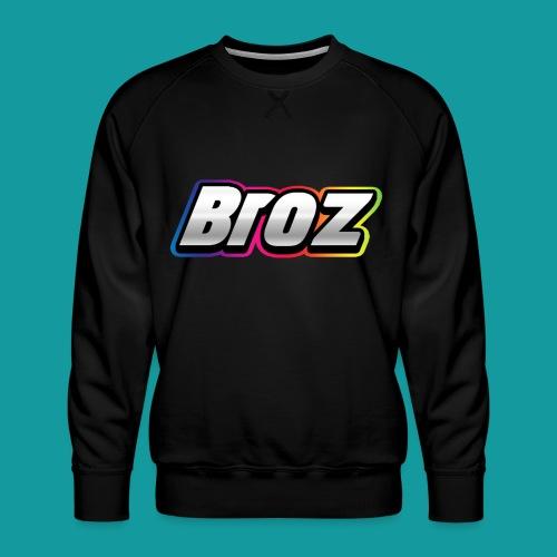 Broz - Mannen premium sweater