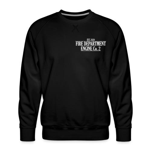 ENGINE Co 2 - Herre premium sweatshirt