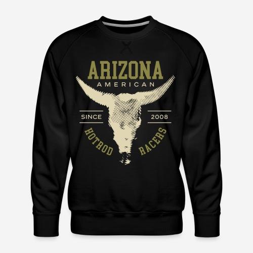 arizona hotrod racer - Männer Premium Pullover