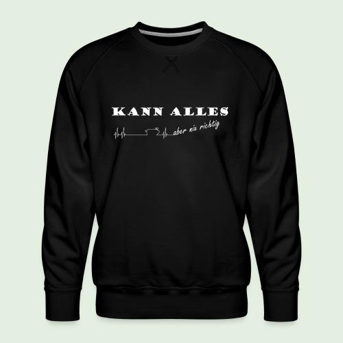 kannalles - Männer Premium Pullover