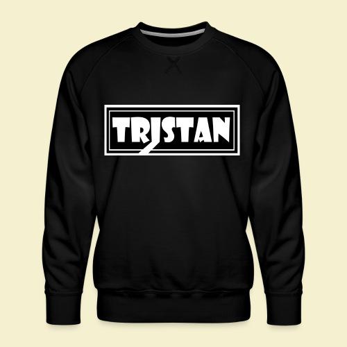 Kleding met naam - Mannen premium sweater