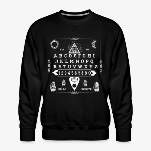 Ouija collection - Sweat ras-du-cou Premium Homme