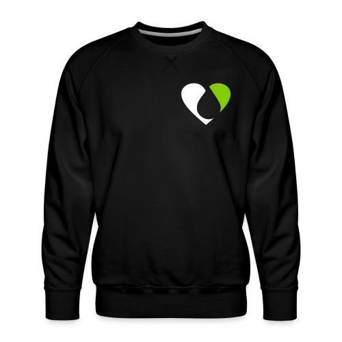 Grafik1 - Männer Premium Pullover