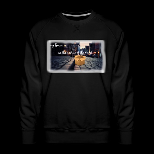 HOUSE SERIES - Mannen premium sweater