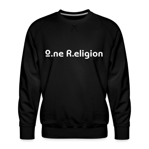 O.ne R.eligion Only - Sweat ras-du-cou Premium Homme