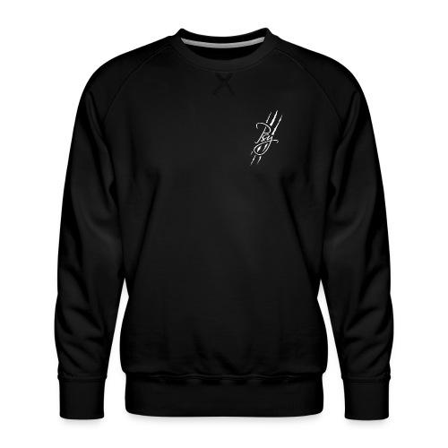 Psy Classic (Dark) - Men's Premium Sweatshirt