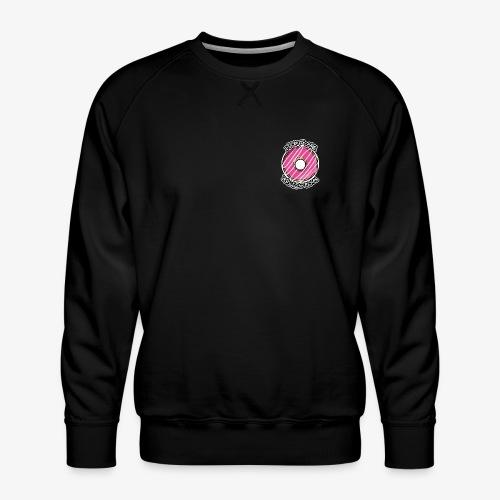I Donut Care_Front Design - Männer Premium Pullover