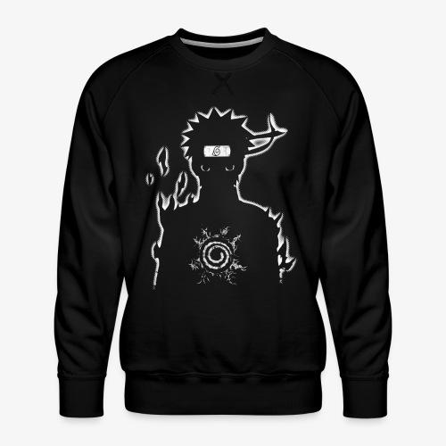 9 Tails Seal - Men's Premium Sweatshirt