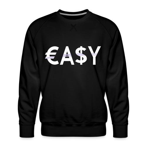 EASY - Sudadera premium para hombre