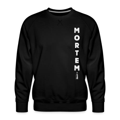 Mortem - Männer Premium Pullover