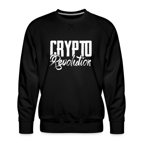 Crypto Revolution - Men's Premium Sweatshirt