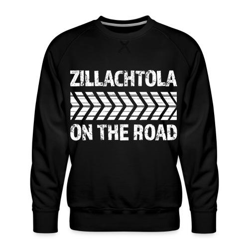 Zillachtola on the Road - Männer Premium Pullover