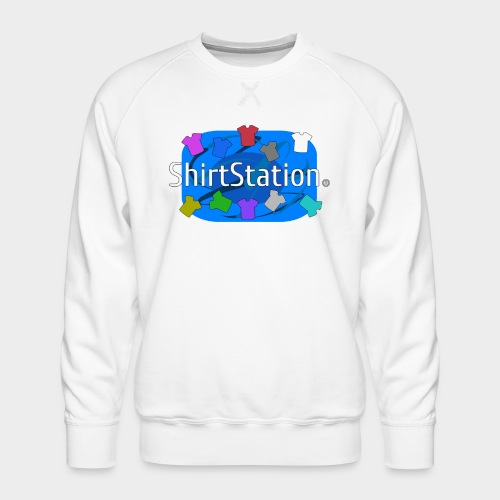 ShirtStation - Men's Premium Sweatshirt