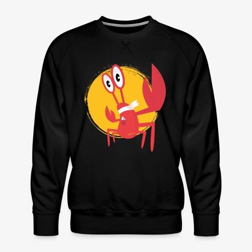 lobster - Sweat ras-du-cou Premium Homme