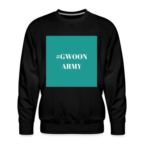#GwoonArmy - Mannen premium sweater