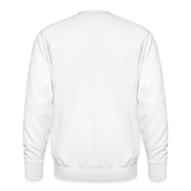 Vorschau: Cat Heartbeat - Männer Premium Pullover