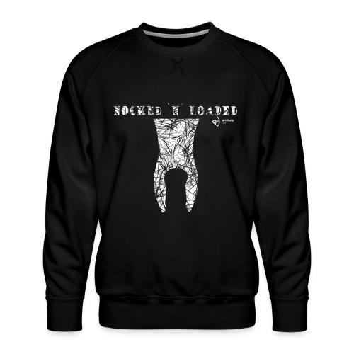 Nocked `n´ Loaded - Männer Premium Pullover