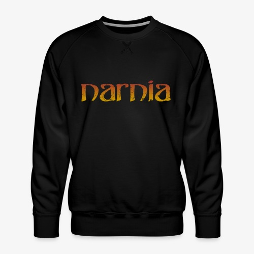 Narnia - Desert Land - Men's Premium Sweatshirt
