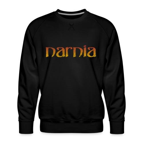 Narnia - Desert Land - Men's Premium Sweatshirt