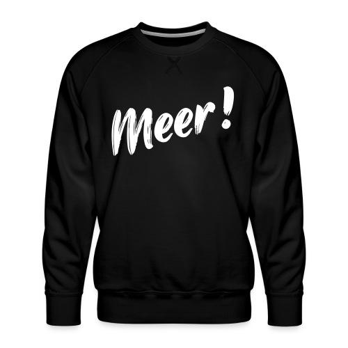 Meer - Männer Premium Pullover