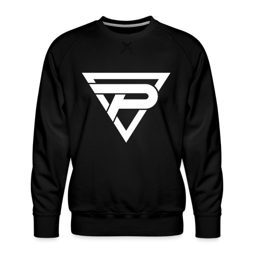 White Collection - Men's Premium Sweatshirt