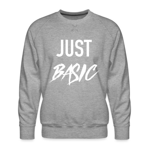 Just Basic - Männer Premium Pullover