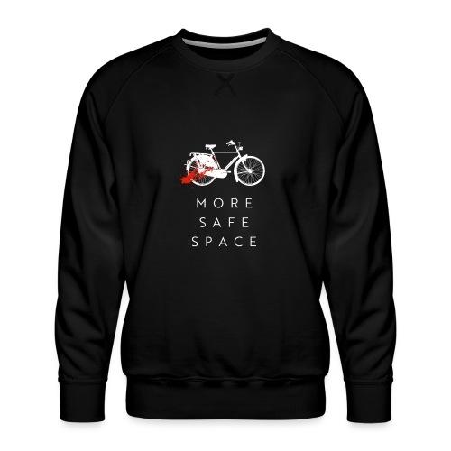 MORE SAFE SPACE - Männer Premium Pullover