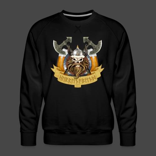 Herrenabend - Männer Premium Pullover