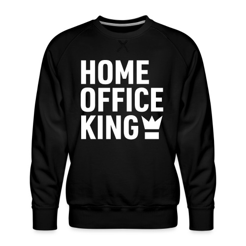 Mitarbeiter Kollege Home Office Quarantäne Corona - Männer Premium Pullover