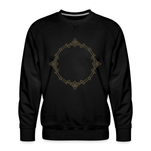 MONOGRACIA   BY VALORSTUDIO   - Mannen premium sweater