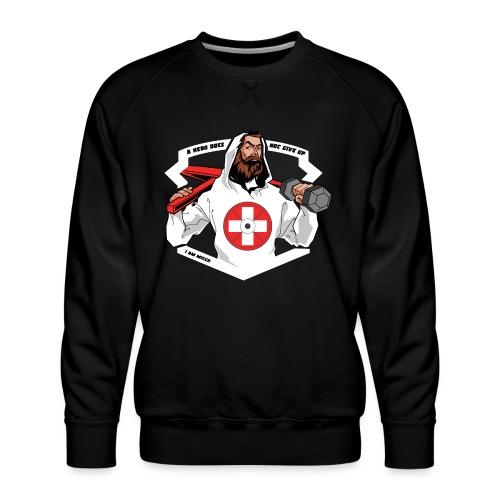 Swiss Fitness Hero - Männer Premium Pullover