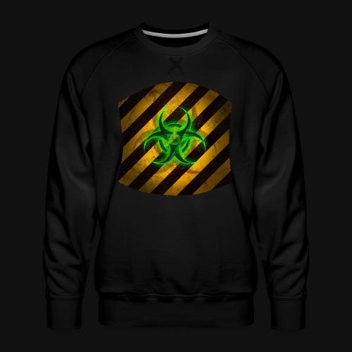 Biohazard v3 - Männer Premium Pullover