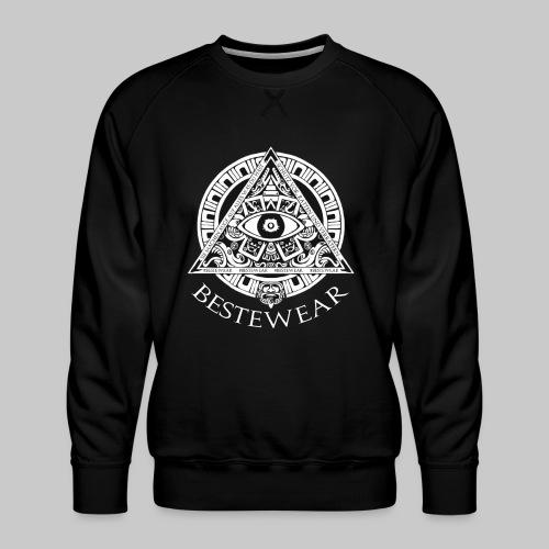 #Bestewear - AUGE - Männer Premium Pullover