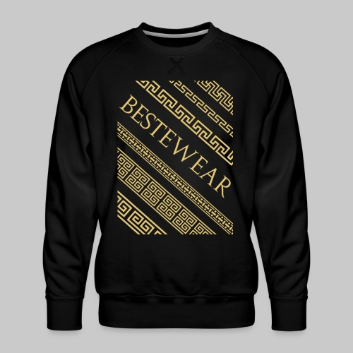 #Bestewear - Gold Chain´s - Männer Premium Pullover