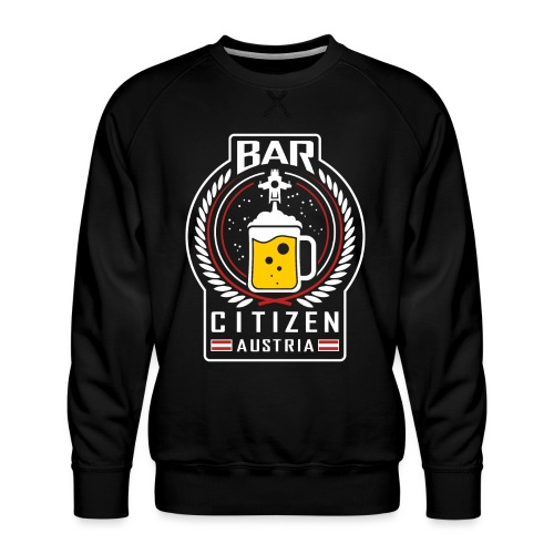 BarCitizenAustria Logo - Männer Premium Pullover