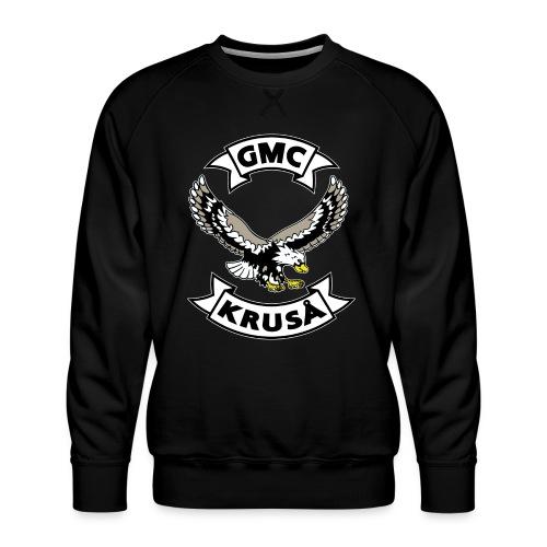 Kun GMC-medlemmer! - Kun for / kun til FULLMEMBER! - Herre premium sweatshirt