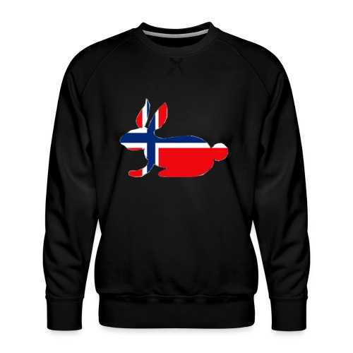 norwegian bunny - Men's Premium Sweatshirt