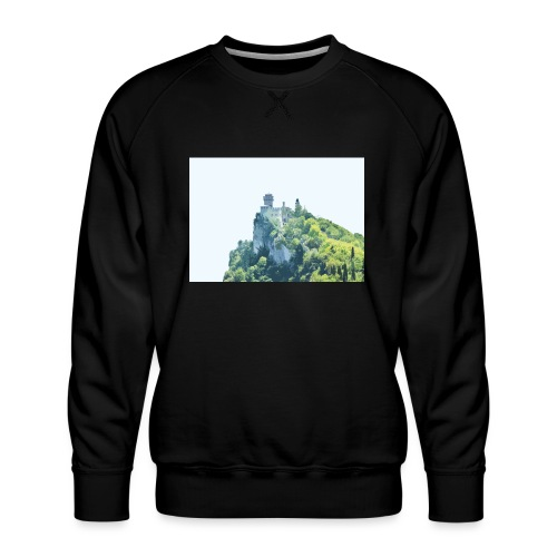 Castle on the hill - Mannen premium sweater