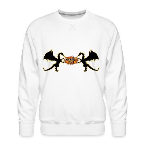Styler Draken Design - Mannen premium sweater