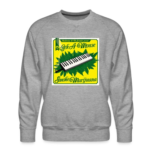 Smoke Marijuana - Men's Premium Sweatshirt