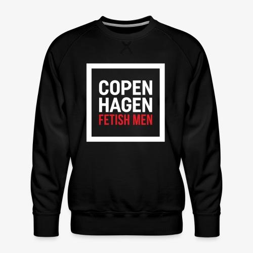 Copenhagen Fetish Men Jacket - Herre premium sweatshirt