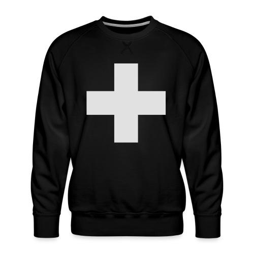Kreuz - Männer Premium Pullover