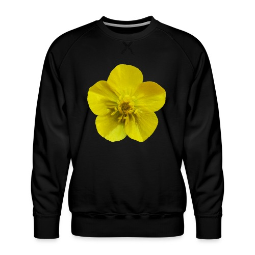 TIAN GREEN Garten - Hahnenfuß 2020 01 - Männer Premium Pullover
